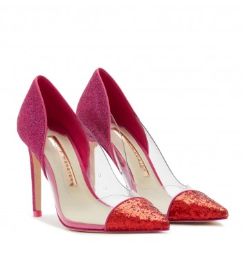 Sophia Webster pink stiletto
